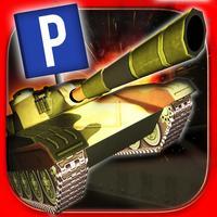 3D World Tank Parking - Allied War Army Blitz Driving Force