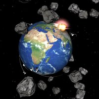 Asteroid Storms