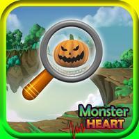 Secrets of the Deep : Monster Heart Hidden Object Games Free Version