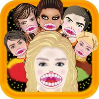 Dentist Game for Baby celebrities-Examine teeth and solve their tough issues