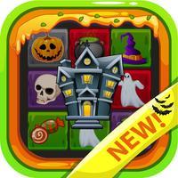 Bubble Puzzle Hunter Halloween: Move the Matches Adventure