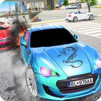 City Car drive Transport game