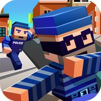 Run Pablo! A Cops and Robbers Game