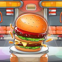Cooking Crazy Burger