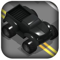 3D Zig-Zag  Offroad Racer -  Escape Asphalt Car with Fast Run Lane