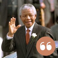 Nelson Mandela - The best quotes