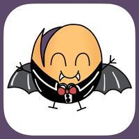 Paquitos Stickers: Halloween