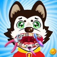 Puppy Crazy Dentist