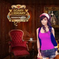 Scary Library Hidden Objects Game
