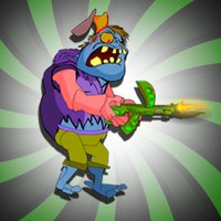 Monster Shooter Hunting Evil Zombie Quest - Jumping For Brain Run Free