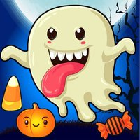 Funny Ghosts! Cool Halloween!