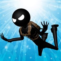 Stickman Parachute: 3D Skydiving