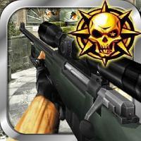Sniper Shooter Gun War - Shooting Training