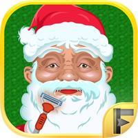 Santas Christmas Shaving Salon - Free Kids Games