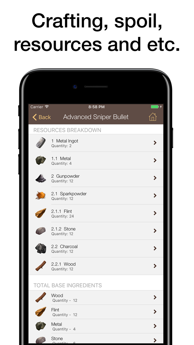 Pocket Wiki for ARK: Survival Evolved App for iPhone - Free