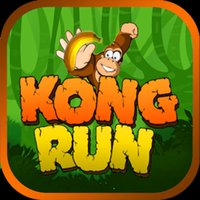 Kong Adventure Run In Jungle