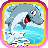 Wild Dolphin Flipper Friend's! - FREE Game