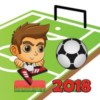 Soccer Pro Tricks Jump Game