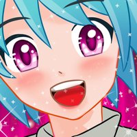 Dress-Up High Vocaloid Edition - Make-up anime hatsune miku makeover salon white toys games for girls