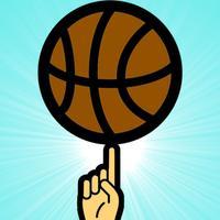 Basketball on your finger