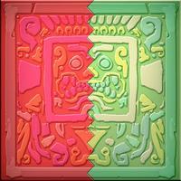 The Mayan Code: set the blocks