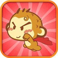 Jump YoYo Monkey in Jungle