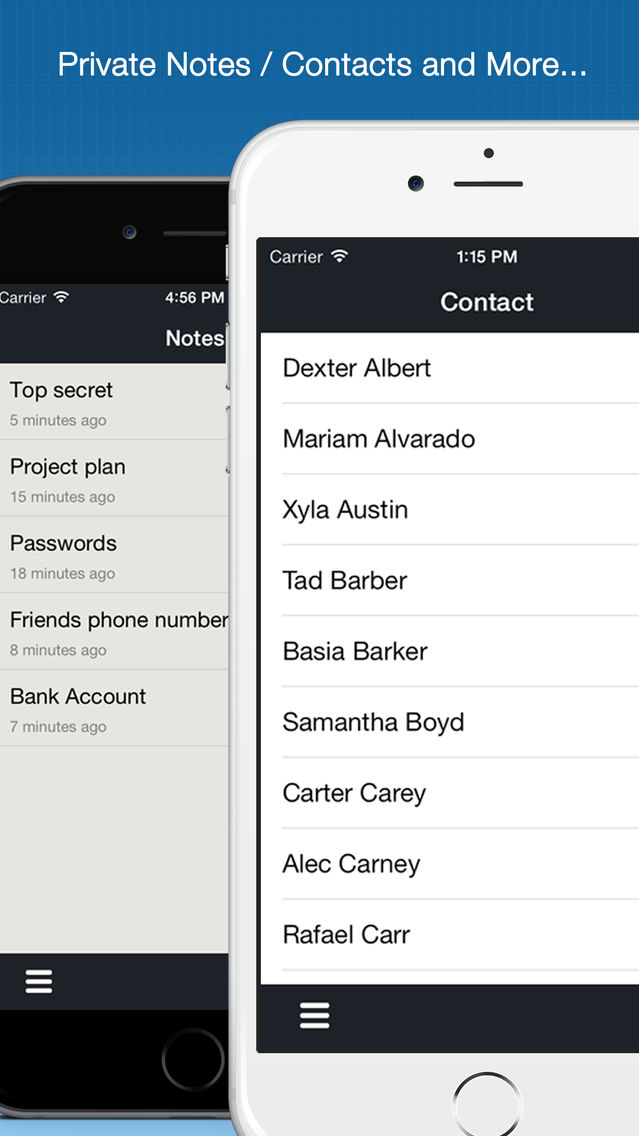 Fake Calculator - Hide secret photos video App for iPhone