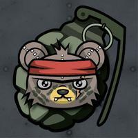Bear the living dead
