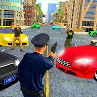 Police Car Hot Pursuit 3D