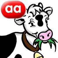 Farm Animals - LAZ Reader [Level aa–kindergarten]