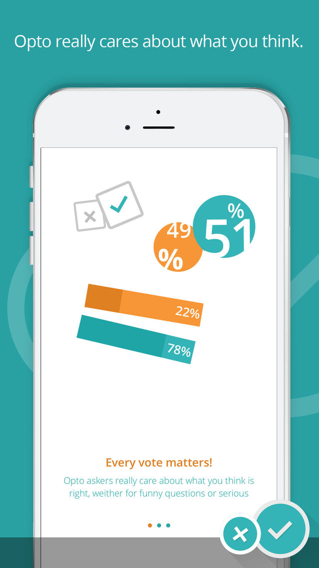 Opto Vote App for iPhone - Free Download Opto Vote for iPhone at AppPure