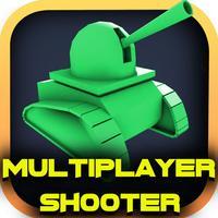 Pixel Tank 3D - Multiplayer Shooter