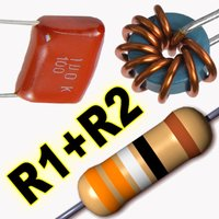 RLC Calc - Resistance Inductance Capacitor Calculator