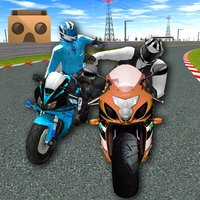 VR Bike Rider Attack Stunt Race
