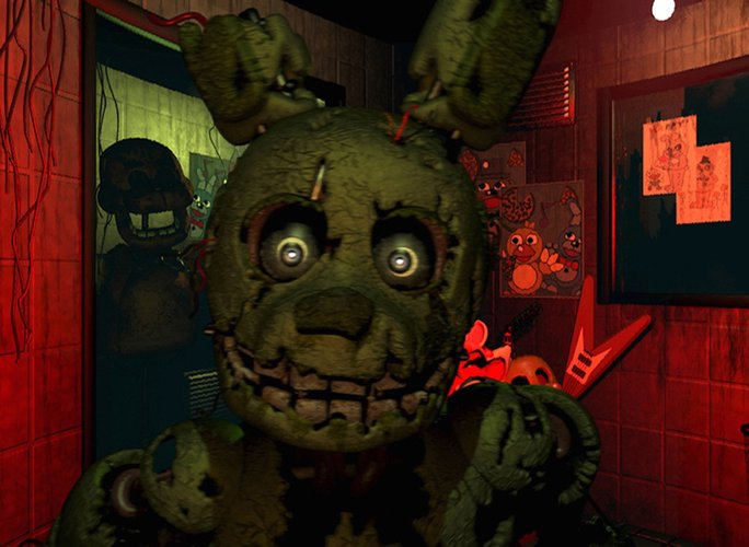 Five Nights at Freddy's 3 App for iPhone - Free Download