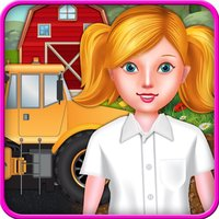 Family Farm Builder Game - Farming Simulator