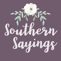 Southern Sayings Text Stickers