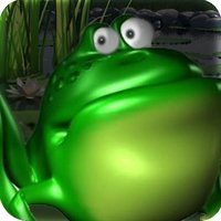 Addictive Jumping Frog Free: Best Challenging Game On Water Leaves