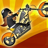 A Motorcycle Hill Racing vs Monster Truck Showdown Free Game