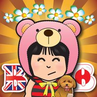 Baby School (Japanese+English) Voice Flash Cards