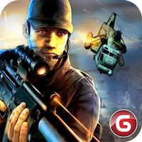 Gunship Sniper Shooter: Helicopter Air Battle