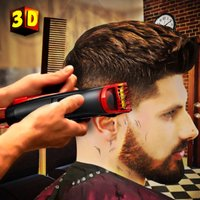 Barber Shop Hair Cut Games 3D