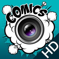 Manga Comics Camera free for iPad