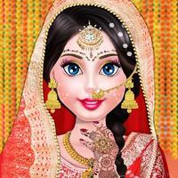 Indian Wedding : Makeover Game