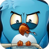 Flippin Bird - Flying Stunt Tricks School to Test your Driving by Go Free Games