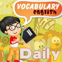 Daily list of vocabulary word english conversation