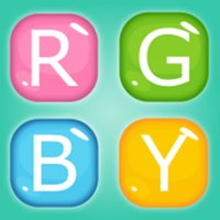 RGBY Merge Puzzle Game