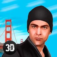 California Car Theft Race 3D Full