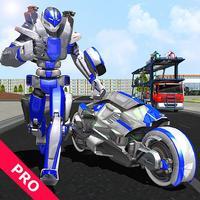 Robot Truck: Bike Transformers