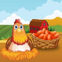 Naughty Chicken